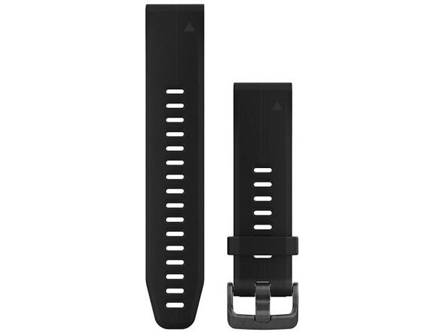 Garmin QuickFit Correas de Silicona 20mm, black